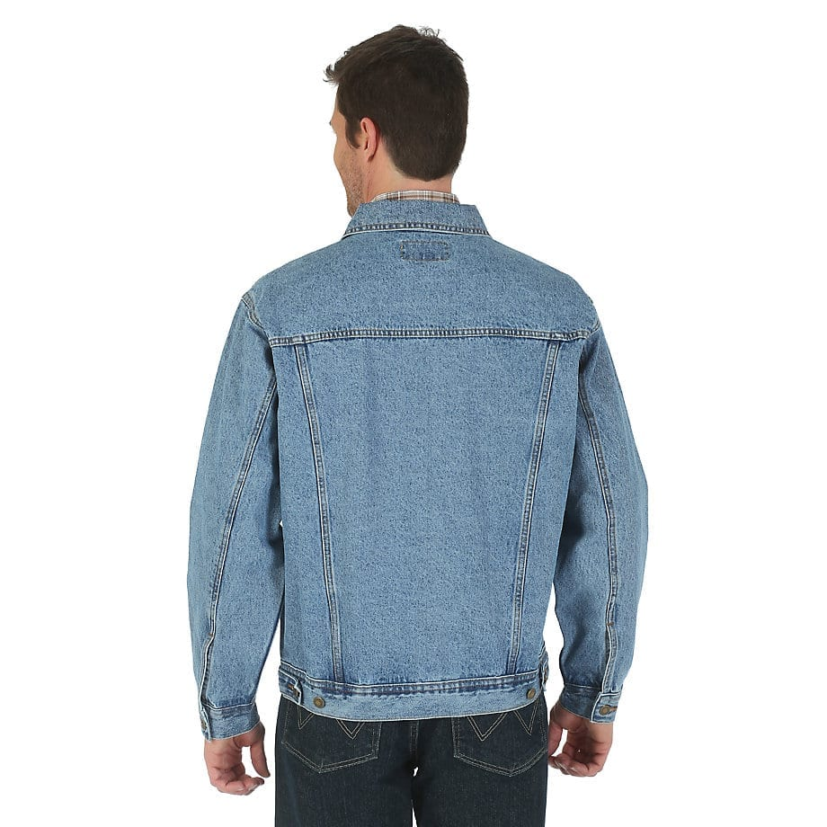 Мужская куртка Wrangler RJK30VI Rugged Wear Denim Jacket